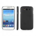 ENKAY Plastic Case Back Cover for Samsung Galaxy Grand Duos / i9082 - Black