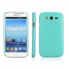 ENKAY Plastic Case Back Cover for Samsung Galaxy Grand Duos / i9082 - Sky Blue