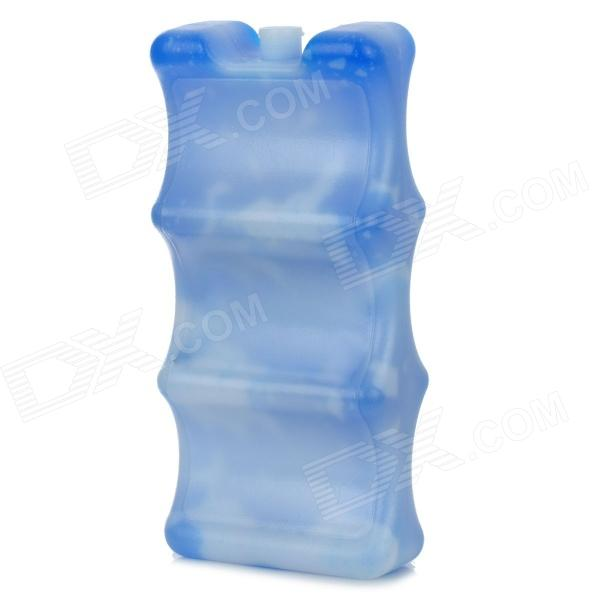 NatureHike Wave Style Ice Brick Bag for Outdoor Camping - Blue (650g)