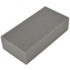 Car Washing / Cleaning Tool High Resilient Sponge - Grey