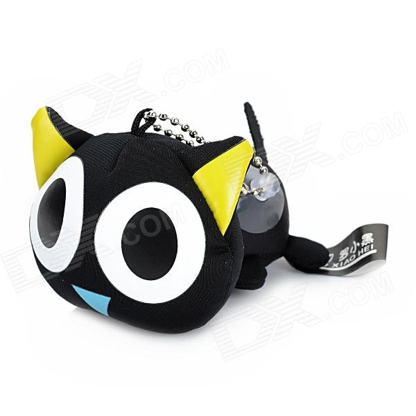 Luoxiaohei Style Polyester + Spandex Doll Toy Decoration - Black + White + Yellow + Blue толстовка toy machine joe s style black