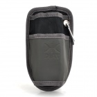 DIAT Nylon Waist Bag for  SLR Tripod - Black + Grey