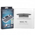 MK818 + RII I8 Air Mouse Dual-Core Android 4.1 Mini PC Google TV Player w/ 1GB RAM / 8GB ROM