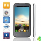 "AMOI N828 Quad-Core Android 4.2.1 WCDMA Smartphone w/ 4.5"" Capacitive Screen, Wi-Fi and GPS - White"