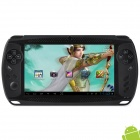 "7"" Capacitive Touch Screen Android 4.0 Game Console w/ TF / Wi-Fi / Camera / HDMI - Black"