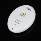 DYNAMIC8 1268 Bluetooth 4.0 Anti Lost Security Smart Alarm Burglar for iPhone 5 + iPad 4 - White