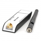 LB Link  BL-LW06-AR 300Mbps Wireless N USB Network Adapter w/ Antenna - White + Black