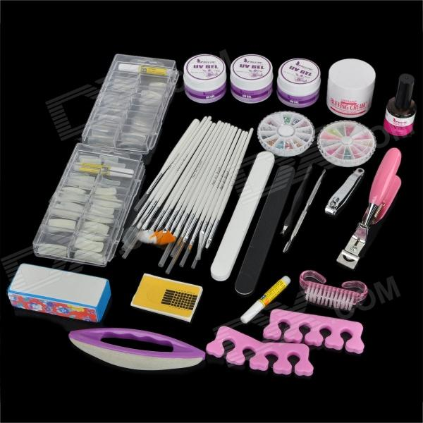 Mild East Professional Diy Manicure Kit Set