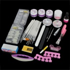 MILD EAST 22-in-1 Professional DIY Manicure Kit Set (1 Set)