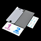 REMAX FB9H Protective Mirror Screen Protector w/ Back Skin Protector for Iphone 5 - Transparent