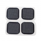 STAR Silicone Arm Pad for Arm (Lady / 4 PCS / 5.2 x 5.2cm)