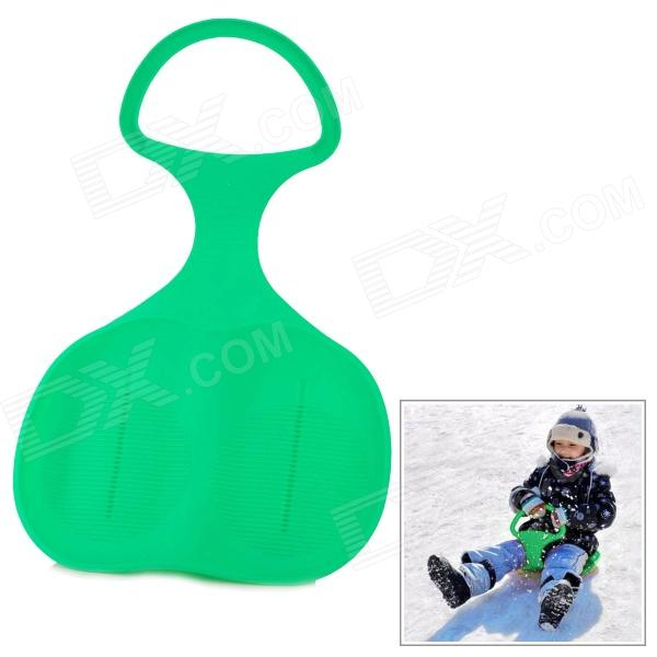 Multifunction Big Lengthen + Thicken Snowboard Grass Skiing Board Ski - Green