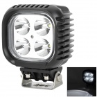40W 3000lm 6000K Cree LED 30 Degree Spot Beam White Light Engineering Lamp