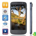 "EASTCOM W1 Quad-Core Android 4.1.2 WCDMA Bar Phone w/ 5.0"" IPS, Wi-Fi and GPS - Dark Blue + Black"