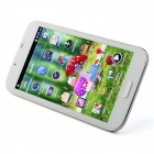 "Note 3 Quad Core Android 4.2.1 WCDMA Bar Phone w/ 6.0"" Capacitive Screen, Wi-Fi and GPS - White"