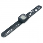 KYTO PDM-2610 Multifunction Electronic Pedometer Wrist Watch w/ Calorie Calculation Set - Black