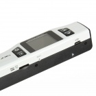 "SKYPIX TSN470 1.44"" LCD USB Powered 1050dpi Handheld A4 Color Scanner - White"