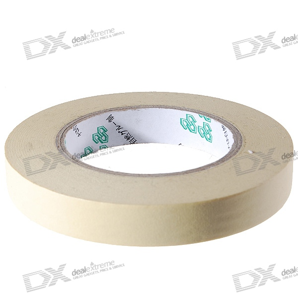Heat Resistant/High Temperature Masking Adhesive Tape (19MM*50M/290-C) набор сверл по металлу aeg 2 0 10 0мм 19шт hss g 4932352243