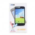"ZTE V889F MSM8225 Dual-Core Android 4.0.4 WCDMA Bar Phone w/ 4.0"", Wi-Fi and GPS - Black"