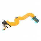 DIY Center Replacement PVC + Aluminum Alloy Flex Cable for Ipod Touch 5 - Golden + Black