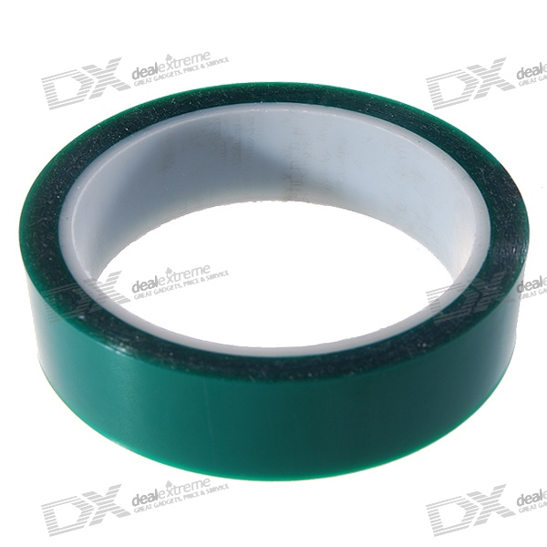 PET Heat Resistant/High Temperature Adhesive Tape (24MM*33M/-20~250-C)