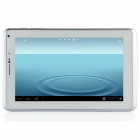 "7 ""емкостный экран Android 4.1.1 Dual Core Tablet PC ж / 3G / TF / Wi-Fi / Camera / HDMI - белый"