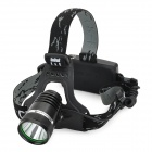 UltraFire LW-1 Cree XR-E Q5 120lm 2-Mode White Headlamp - Black (1 / 2 x 18650)