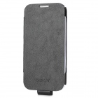 3300mAh Rechargeable External Battery Back Case for Samsung N7100 - Black + Silver
