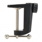 Rotational Professional Recording Microphone Stand Holder - Black