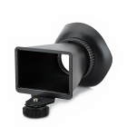 "6.3"" Optical 2.8X Magnification Viewfinder for Canon EOS M - Black"