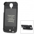 3200mAh Moblie Power Battery Back Case for Samsung Galaxy S4 / i9500 - Black
