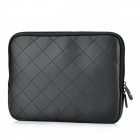"Protective PU Leather Soft Inner Bag for Ipad / Ipad 2 / The New Ipad / 9.7"" Tablet PC - Black"