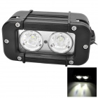 20W 1900lm 6000K 2-Cree XM-L T6 White Car Working / Dome / Daytime Running Light