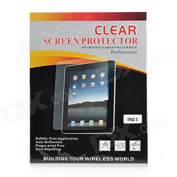Protective Privacy Matte Screen Protector Guard Film for Ipad 4 - Grey