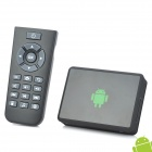CYNMATE CM-X6 Dual-Core Android 4.1 Mini PC Google TV Player w/ 1GB RAM / 4GB ROM / Bluetooth