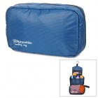 Naturehike Tragbare Large Capacity Travel Körperhygiene Kit / Wash / Kulturtasche - Deep Blue