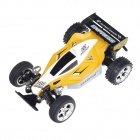 545B-10 Rechargeable  3-CH IR R/C Racing Car - Black + Yellow + White