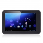 "KVD KD7117 7.0"" Capacitive Android 4.1.2 Dual-core Tablet w/ Wi-Fi / HDMI / TF - Brown + Black"