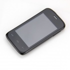 "isa T35 Android 2.3.5 GSM Bar Phone w/ 3.5"" Capacitive Screen, Dual-Band and Wi-Fi - Black"