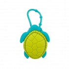 Cute Mini Turtle Style Emulsion / Liquid Container Bottle - Blue + Yellow (30ml)