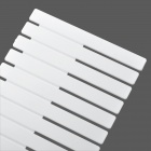 Drawer Organizer Divider Grid Strips - White (2 PCS)