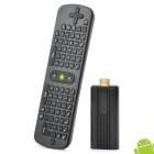 RK31T Android 4.2.2 Quad-Core Bluetooth TV Box Mini PC w / HDMI / 4 x HUB / TF - Schwarz
