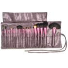 MAKE-UP FOR YOUR Professional Cosmetic Makeup Brushes Set - Purple (20 PCS)