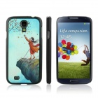 ENKAY Protective Plastic Hard Back Case for Samsung Galaxy S4 i9500 - Multicolored