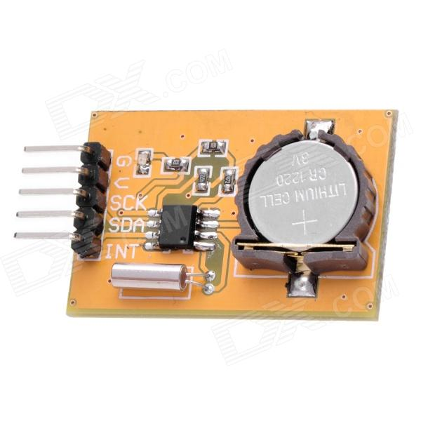 Meeeno ds real time clock brick module for arduino