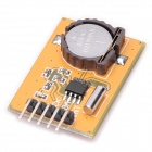 Meeeno DS1307 Real-time Clock Brick Module for Arduino - Yellow (Works with official Arduino Boards)