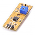 Meeeno Track Sensor Brick Module for Arduino - Orange (Works with official Arduino Boards)