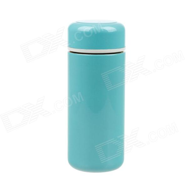 Yuhuangxing YHX-015 Stainless Steel Vacuum Bottle - Blue
