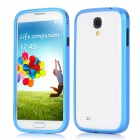 Protective Aluminum Alloy Bumper Frame for Samsung Galaxy S4 i9500 - Blue