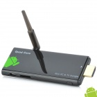 VS21 Quad-Core Android 4.2.2 Mini PC Google TV Player w/ Antenna / 1GB RAM / 8GB ROM / Bluetooth